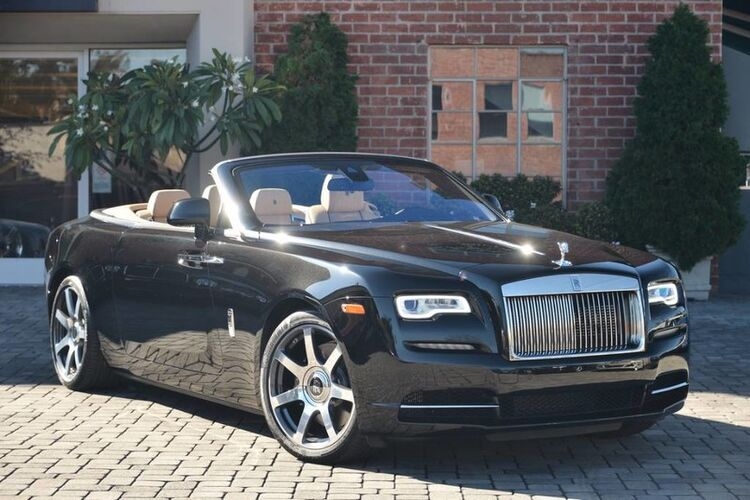 2017 rolls royce dawn 2dr convertible beverly hills ca for Rolls royce of beverly hills