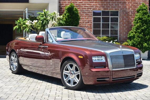 2013 Rolls-Royce Phantom Drophead Coupe 2dr Convertible Beverly Hills CA