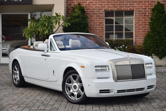 2015 Rolls-Royce Phantom Drophead Coupe 2dr Convertible Beverly Hills CA