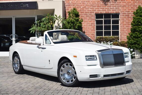 2016 Rolls-Royce Phantom Coupe Drophead Beverly Hills CA