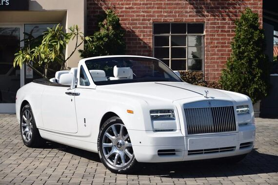 2017 Rolls-Royce Drophead Coupe 2dr Convertible Beverly Hills CA