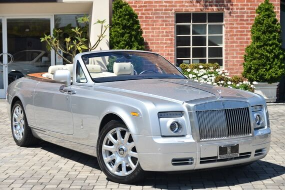 2011 Rolls-Royce Phantom Drophead Coupe 2dr Convertible Beverly Hills CA