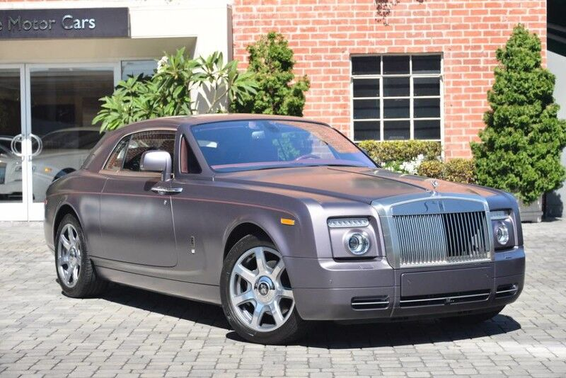 2012 Rolls-Royce Phantom Coupe 2dr Coupe Beverly Hills CA