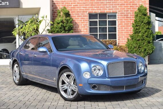 2014 Bentley Mulsanne 4dr Sedan Beverly Hills CA