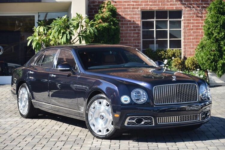 2017 bentley mulsanne 4dr sedan beverly hills ca 15927078. Cars Review. Best American Auto & Cars Review