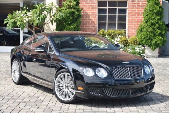 2010 Bentley Continental GT Speed 2dr Coupe Beverly Hills CA