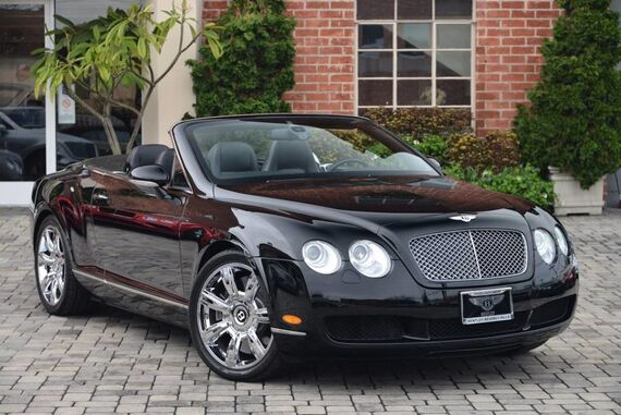 2007 Bentley Continental GT Convertible 2dr Convertible Beverly Hills CA