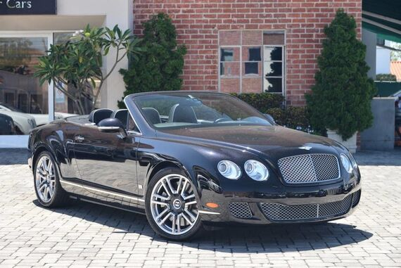2011 Bentley Continental GTC 80-11 Edition Beverly Hills CA