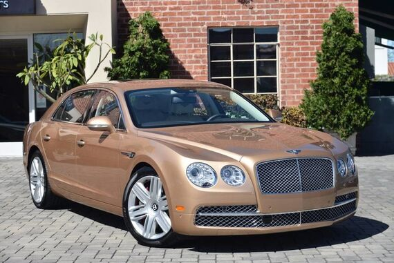 2016 Bentley Flying Spur W12 4dr Sedan Beverly Hills CA