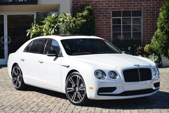 2017 Bentley Flying Spur V8 S 4dr Sedan Beverly Hills CA