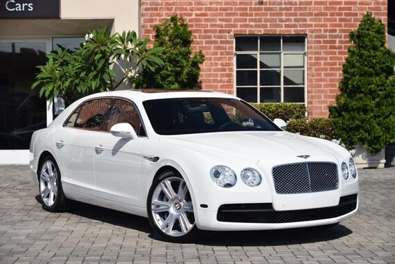2015 Bentley Flying Spur V8 4dr Sedan Beverly Hills CA