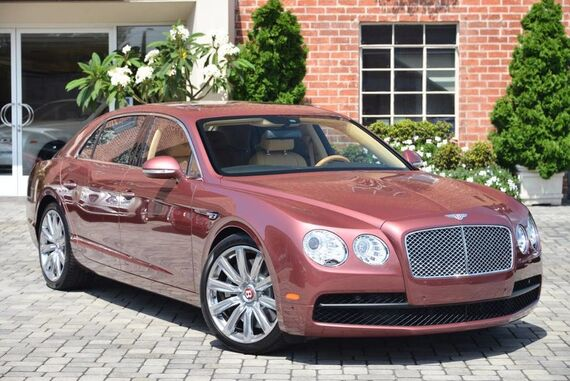 2016 Bentley Flying Spur V8 4dr Sedan Beverly Hills CA