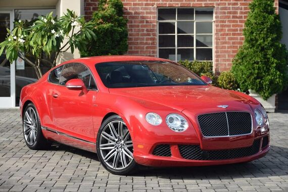 2014 Bentley Continental GT Speed 2dr Coupe Beverly Hills CA