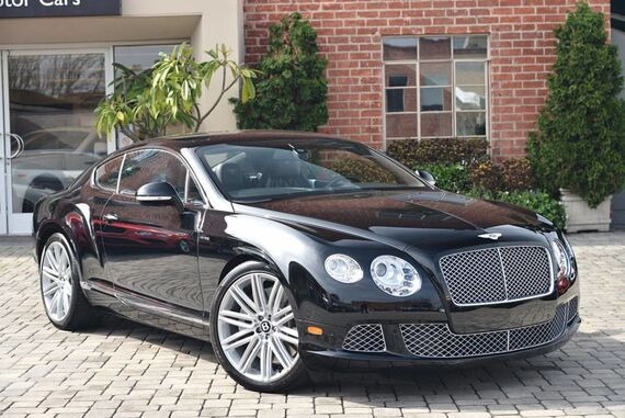 2013 Bentley Continental GT Speed 2dr Coupe Beverly Hills CA