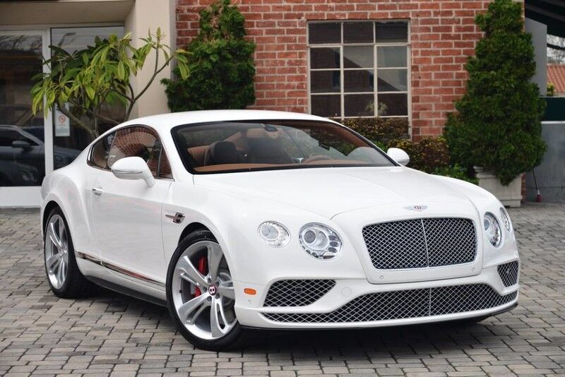 2017 Bentley Continental GT V8 S 2dr Coupe Beverly Hills CA