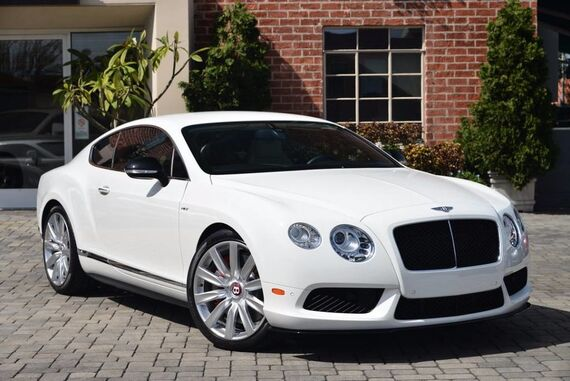 2015 Bentley Continental GT V8 S 2dr Coupe Beverly Hills CA