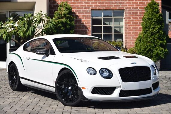 2015 Bentley GT3R 2dr Coupe Beverly Hills CA