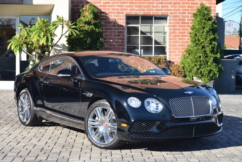 2016 bentley continental gt v8 2dr coupe beverly hills ca. Cars Review. Best American Auto & Cars Review
