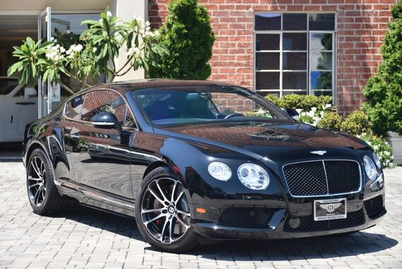 2013 Bentley Continental GT V8 2dr Coupe Beverly Hills CA