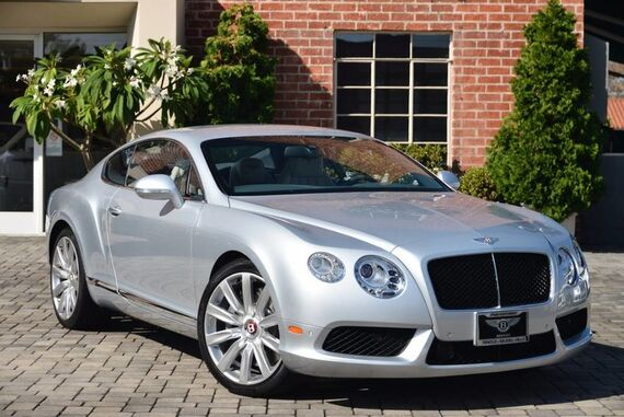 2014 Bentley Continental GT V8 2dr Coupe Beverly Hills CA