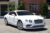 2017 Bentley Continental GT V8 2dr Coupe