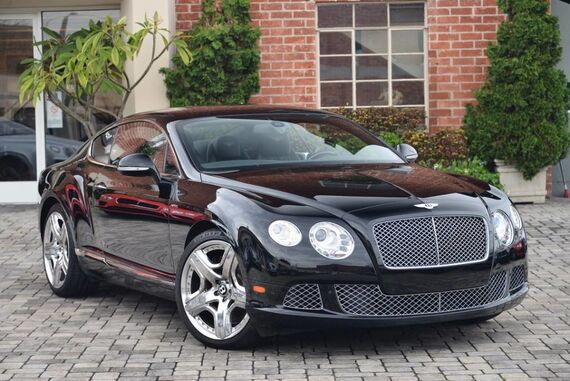 2014 Bentley Continental GT 2dr Coupe Beverly Hills CA