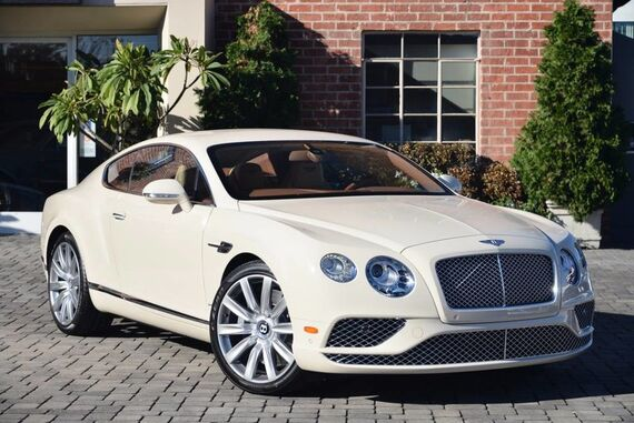 2017 Bentley Continental GT 2dr Coupe Beverly Hills CA
