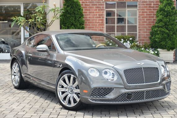 2016 Bentley Continental GT W12 2dr Coupe Beverly Hills CA
