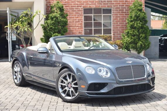 2016 Bentley Continental GT V8 S Convertible 2dr Convertible Beverly Hills CA