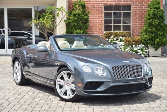 2016 Bentley Continental GT V8 Convertible 2dr Convertible Beverly Hills CA