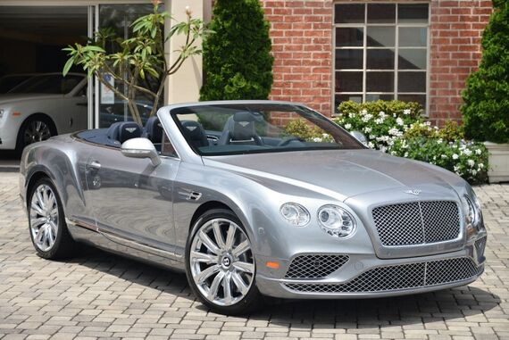2016 Bentley Continental GT W12 Convertible 2dr Convertible Beverly Hills CA