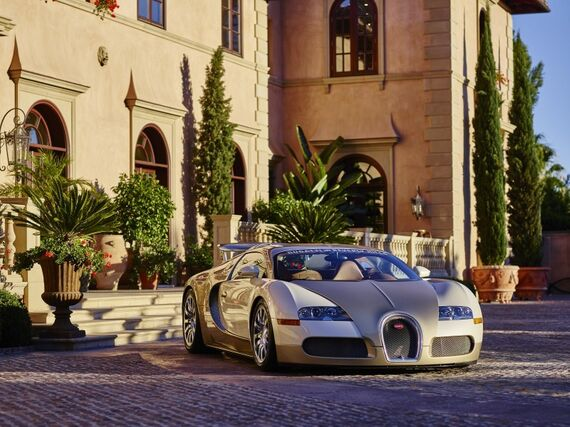 2008 Bugatti Veyron W16.4 2dr Coupe Beverly Hills CA