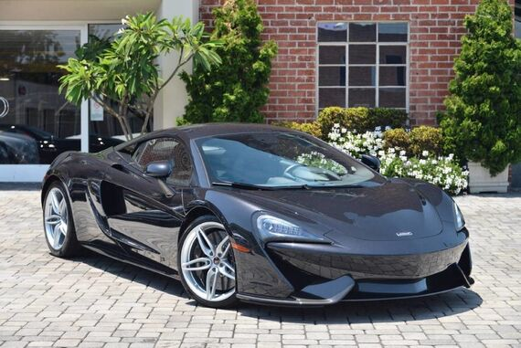2016 McLaren 570S 2dr Coupe Beverly Hills CA