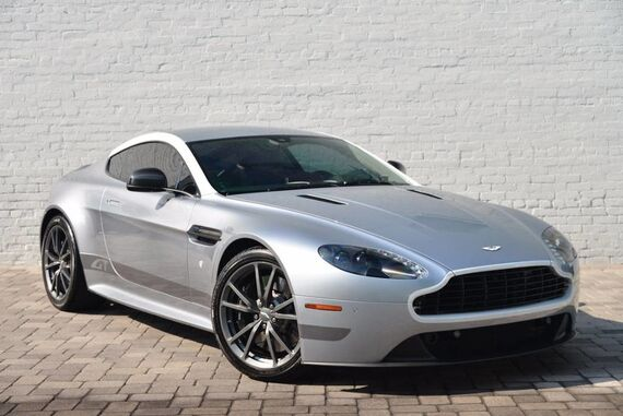 2015 Aston Martin V8 Vantage GT Coupe 2dr Coupe Beverly Hills CA