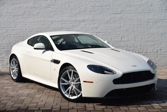 2016 Aston Martin V8 Vantage S Coupe 2dr Coupe Beverly Hills CA