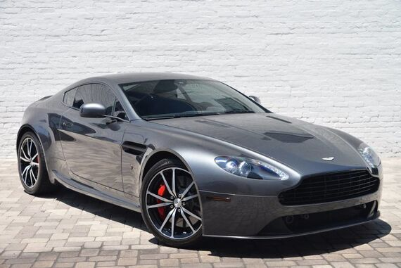 2014 Aston Martin V8 Vantage Coupe 2dr Coupe Beverly Hills CA