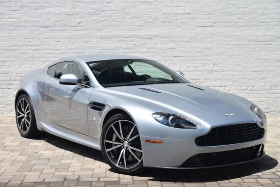 2013 Aston Martin V8 Vantage Coupe 2dr Coupe Beverly Hills CA