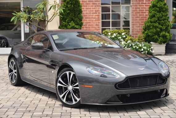 2016 Aston Martin V12 Vantage S 2dr Coupe Beverly Hills CA