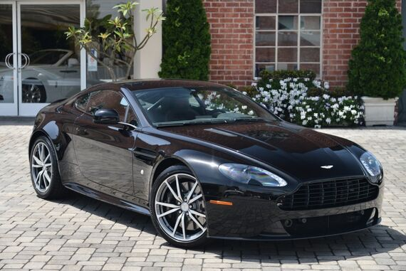 2016 Aston Martin Vantage V8 GTS Coupe 2dr Coupe Beverly Hills CA