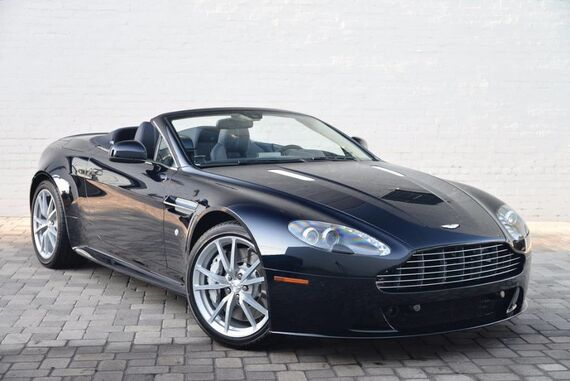 2016 Aston Martin Vantage V8 GTS Roadster 2dr Convertible Beverly Hills CA