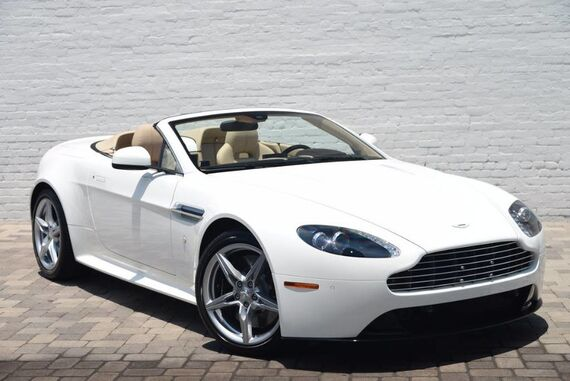 2016 Aston Martin V8 Vantage S Roadster 2dr Convertible Beverly Hills CA