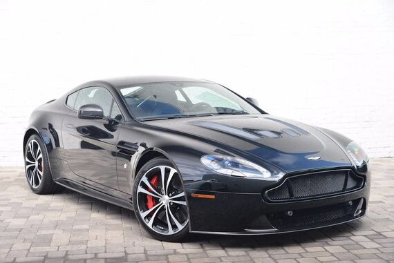 2017 Aston Martin V12 Vantage S Coupe 2dr Coupe Beverly Hills CA