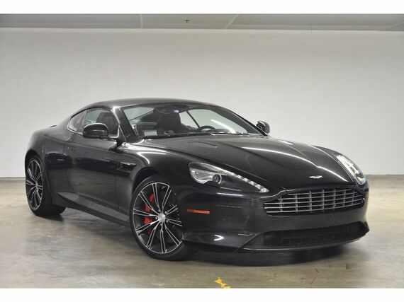 2015 Aston Martin DB9 Carbon Edition 2dr Coupe Beverly Hills CA