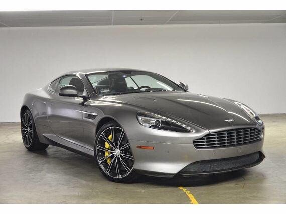 2015 Aston Martin DB9 Coupe 2dr Coupe Beverly Hills CA