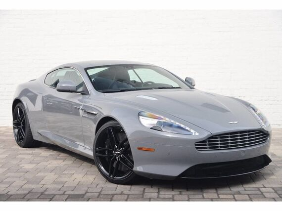 2016 Aston Martin DB9 GT Coupe 2dr Coupe Beverly Hills CA