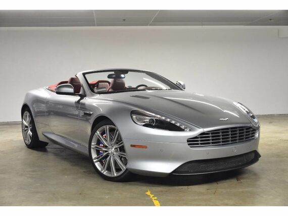 2015 Aston Martin DB9 Volante 2dr Convertible Beverly Hills CA