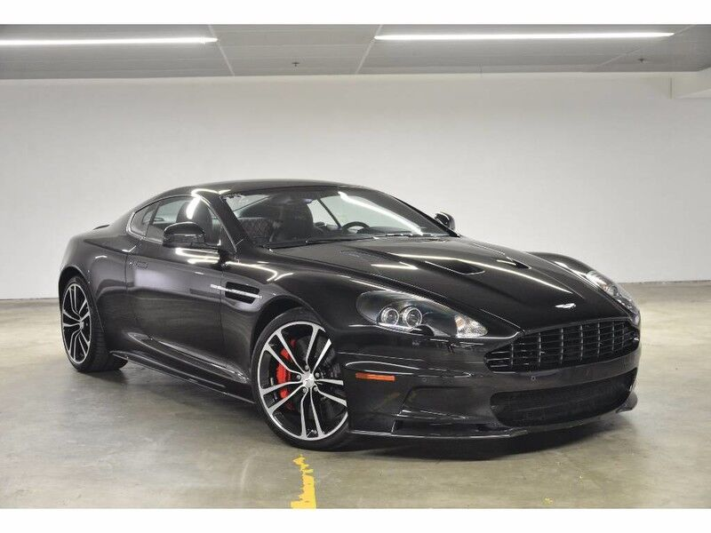 2012 Aston Martin DBS Coupe Ultimate 2dr Coupe Beverly Hills CA