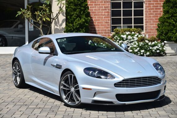 2010 Aston Martin DBS Coupe 2dr Coupe Beverly Hills CA