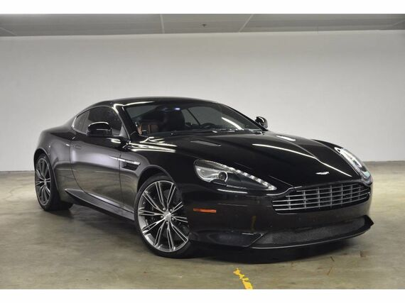 2012 Aston Martin Virage Coupe 2dr Coupe Beverly Hills CA