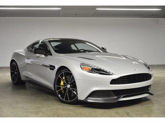 2014 Aston Martin Vanquish Coupe 2dr Coupe Beverly Hills CA